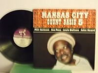 "Count Basie,Pablo Today,""Kansas City 5"",US,LP,mono,classic swing, rare,Mint-"