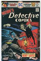 Detective Comics #456 Fine + Batman Elongated Man  Death Kiss   DC Comics  CBX1U