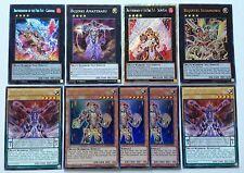 Yu-Gi-Oh Competitive Fire Fist Bujin Deck w/ Yamato, Hirume, Bear, Tenki +