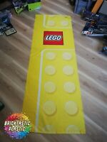 LEGO - X1 Rare Limited Edition, Promotional Store Banner