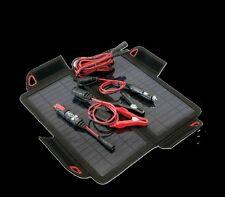 NOCO X-Grid XGS9AUTO 9W Folding Solar Panel Kit for Nissan Toyota Subaru VW 4WD