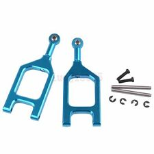 959-05 Front Upper Suspension Arm For RC 1/12 WLtoys Truck Blue Upgrade Parts