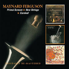Maynard Ferguson : Primal Scream/New Vintage/Carnival CD (2014) ***NEW***