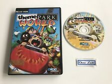 Theme Park World - PC - PAL EUR