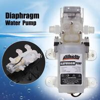 DC 12V 30W/60W 4L/min Food Grade Diaphragm Self Priming Water Pump
