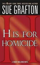 Kinsey Millhone Mystery: H Is for Homicide 8 by Sue Grafton (2007, Paperback)