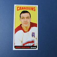 BERNIE Boom Boom  GEOFFRION   Montreal Canadiens CUSTOM MADE style 1964-65