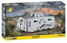 COBI HISTORICAL COLLECTION - 2982 - STURMPANZERWAGEN A7V - NEUF