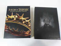JUEGO DE TRONOS TEMPORADA 2 SEGUNDA COMPLETA 5 DVD ESPAÑOL ENGLISH + EXTRAS