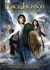 Percy Jackson Double Feature (2-Disc Set) [NEW], DVD