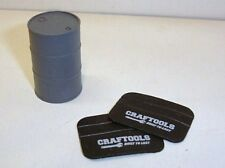 1:24 scale 55 Gal drum and 2 Fender Pads For your Diorama Accessories