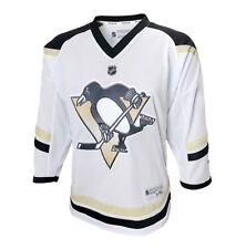 Pittsburgh Penguins Youth Boys L/XL Reebok Stadium Blank Jersey CLEARANCE