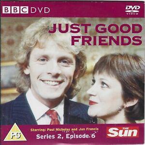 JUST GOOD FRIENDS - SERIES 2 EPISODE 6 - SUN PROMO DVD