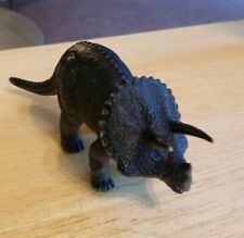 Triceratops Prehistoric Dinosaur toy figure Realistic color detail Collectible