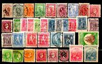 Grecia  -. Lotto da  115  Francobolli nuovi e usati - perfetti -ed
