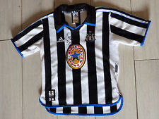 Maillot signé jersey NEWCASTLE UNITED FC signed ROB LEE ultras foot