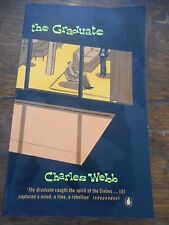 Charles Webb The Graduate Paperback Book £5.99