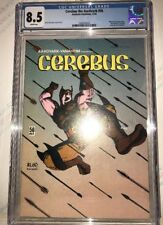 Cerebus The Aardvark #56 Awesme Wolveroach Appearance Cgc 8.5 See My Others !
