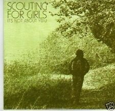 (I176) Scouting For Girls, It's Not About You - DJ CD