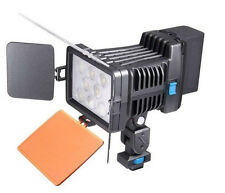 Pro 8pcs LED Video light Lighting Lamp LED-5080 For Camera Nikon DSLR Camcorder