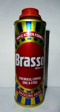 Brass Copper Stainless Steel Liquid Cleaner 90ml Brasso Metal Polish Home Decor