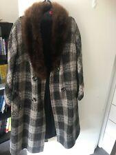 Vintage irish tweed jacket Castleisland Pure wool