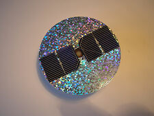 SOLAR HOLOGRAPHIC CD SPINNER