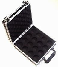 POOL BALL CARRYING CASE TO FIT UK & AMERICAN BALLS