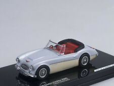 1/43 Scale model Austin Healey 3000 (Farina Grey/Ivory)
