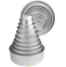 Runde Springformen aus Aluminium