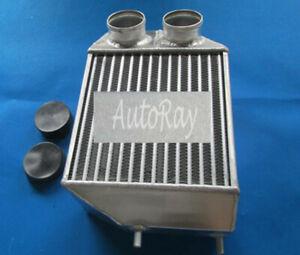 "5"" Side Mount Aluminum Intercooler For Renault 5 R5 GT Turbo Super Capacity"