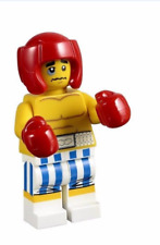 Lego boxer minifigure complete from 5004941 bricktober 2017 4/4 tru exclusive