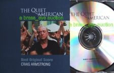 The Quiet American Craig Armstrong Academy Promo CD Michael Caine