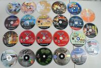 Video Game Lot Wii U Playstation PS 1 2 3 Zelda Pokemon Sonic Crash Spyro