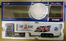 Corgi CC12220 Scania Fridge Trailer Gray & Adams Ltd Ed 0002 of 2000