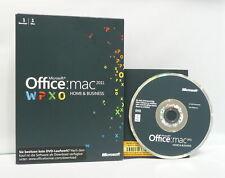 Microsoft Office MAC 2011 Home and Business - Retail/Box mit DVD - Deutsch -
