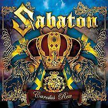 Carolus Rex von Sabaton   CD   Zustand gut