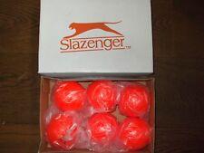 Slazenger Youths Boys Air Ball Wind Ball New Pack of 6 BNIB Orange