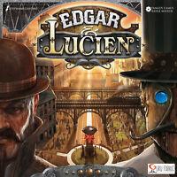 Guru Fabric - Edgar et Lucien - Jeu de société 2-4 joueurs - Neuf - FR, EN
