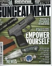 RECOIL Concealment Issue 9  2018