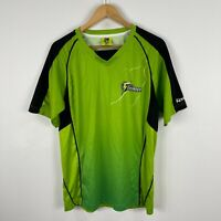 Sydney Thunder Cricket Jersey Shirt Mens Medium Short Sleeve T20
