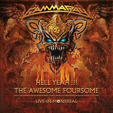 Gamma Ray - Hell Yeah!!! The Awesome Foursome Live In Montreal (2CD)