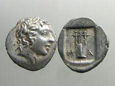 Lycian League Silver Hemidrachm_Masikytes Mint_The First Democratic Union