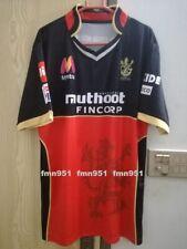 IPL2020 IPL 13 RCB Royal Challengers Bangalore Jersey Shirt Shirts T-Shirt