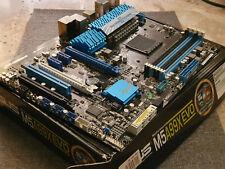Asus M5A99X EVO  AM3+ AMD 990X ATX motherboard, SLI, 8x SATA III