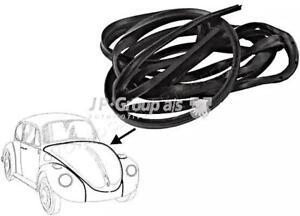 New Trunk Cargo Bay Lid Seal Fits VW Beetle Kaefer 133823731