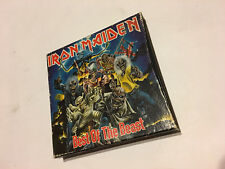 IRON MAIDEN BEST OF THE BEAST SANCTUARY RECORDS 2 CD SET LOT EDITION RARE
