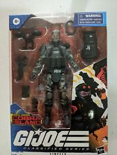 GI JOE CLASSIFIED SERIES SPECIAL MISSIONS COBRA ISLAND FIREFLY TARGET! IN HAND!