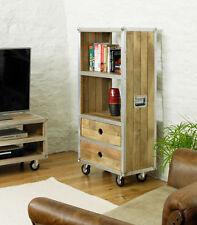Modern Metal 2 Bookcases, Shelving & Storage Furniture