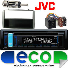 Alfa Romeo GT 2004-2010 JVC CD MP3 USB Aux Ipod Car Radio Stereo Kit 24AR06